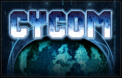 logo game text title cycom digital military pkgameart