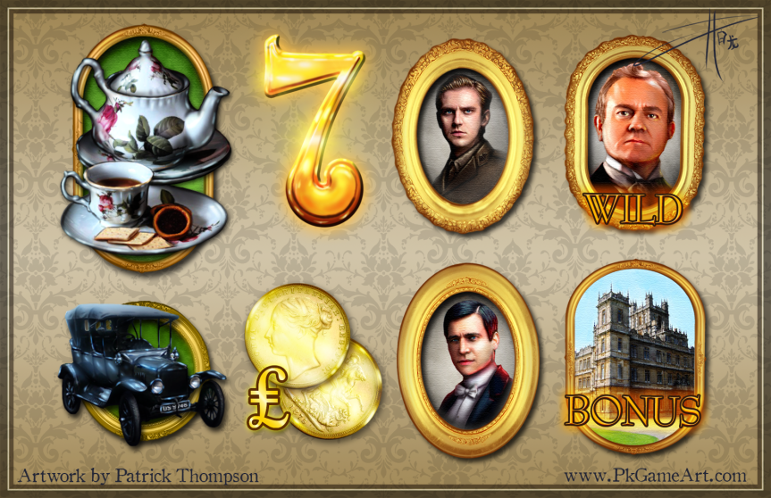 downton_abbey_slots_symbols_pkgameart
