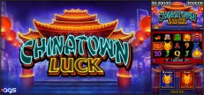 Chinatown Luck Slot Machine Game Artist Patrick Thompson