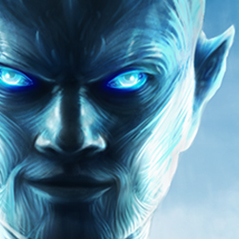 Night King is Pleased Illustration game of thrones