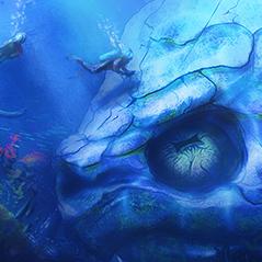 underwater pandora concept alien ocean